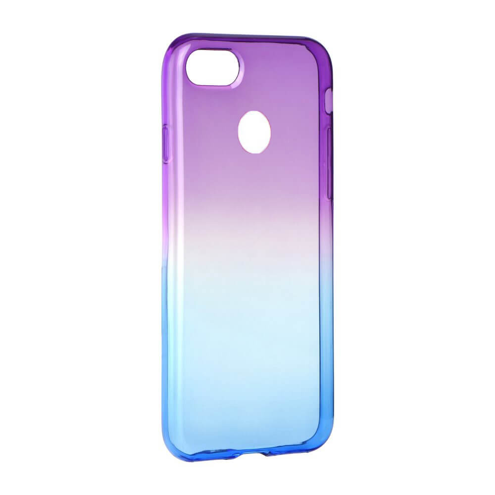 FORCELL OMBRE Silikónový obal Huawei P9 Lite MINI fialový