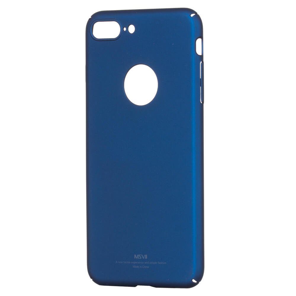 FORCELL MSVII Ultratenký obal Apple iPhone 7 Plus modrý 28bad95a5cd