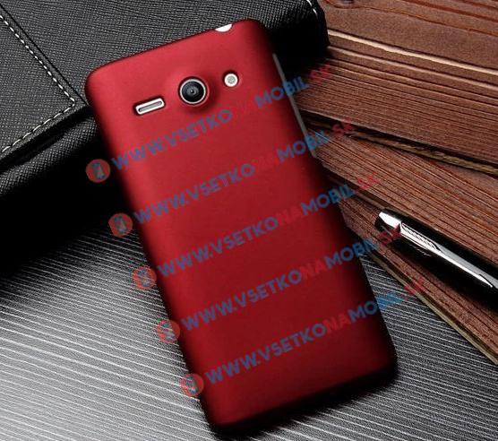 Plastový kryt Huawei Y530 červený