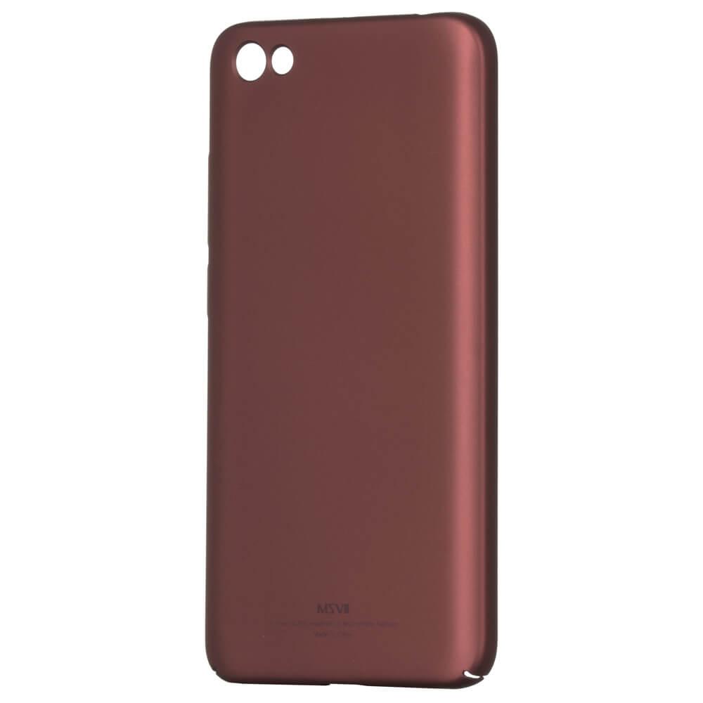 FORCELL MSVII Ultratenký obal Xiaomi Redmi Note 5A fialový