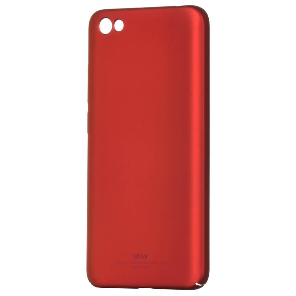 FORCELL MSVII Ultratenký obal Xiaomi Redmi Note 5A červený