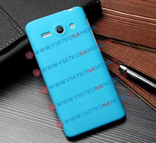 Plastový kryt Huawei Y530 modrý