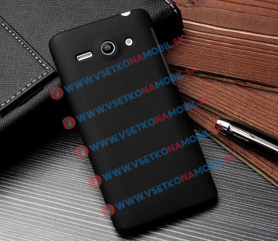 Plastový kryt Huawei Y530 čierny