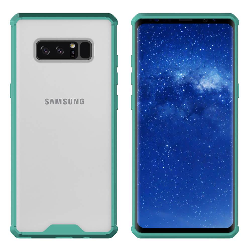 FORCELL SHOCK Extra odolný obal Samsung Galaxy Note 8 zelený