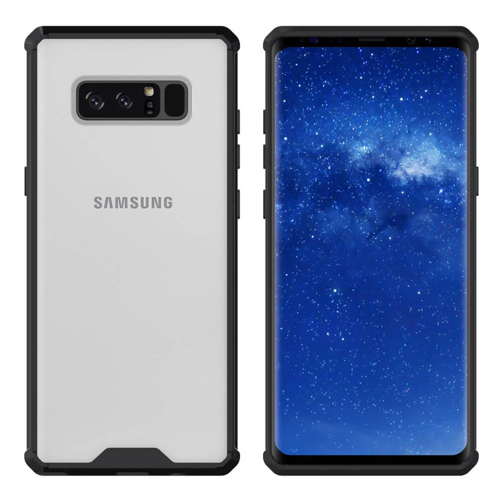 FORCELL SHOCK Extra odolný obal Samsung Galaxy Note 8 čierny