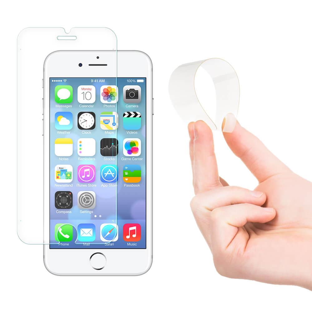 FORCELL NANO flexibilní sklo Apple iPhone 7 / iPhone 8