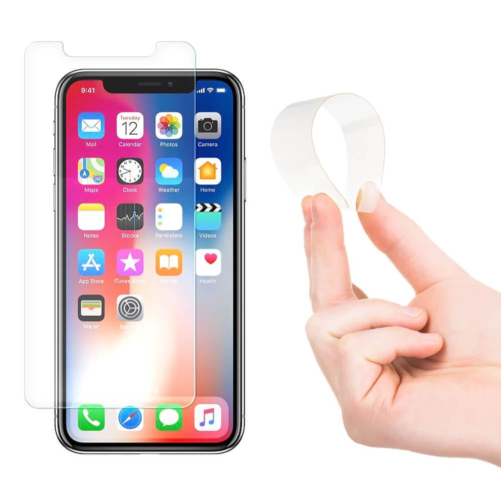FORCELL NANO flexibilní sklo Apple iPhone X