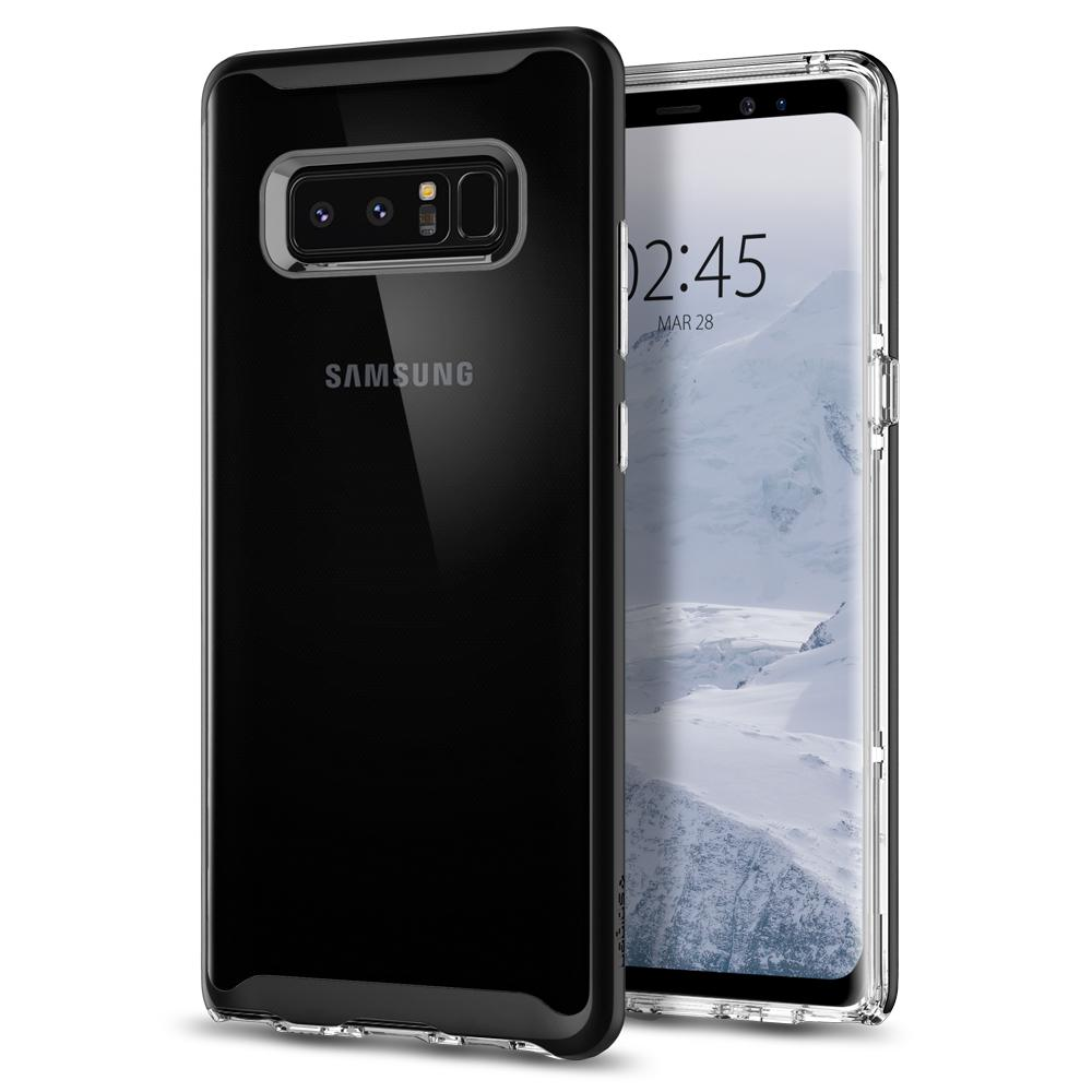 SPIGEN NEO HYBRID CRYSTAL Samsung Galaxy Note 8 black