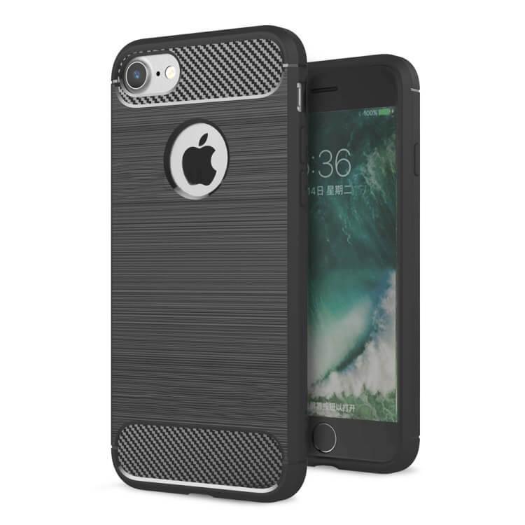 FORCELL FLEXI TPU ochranný kryt Appe iPhone 6 / 6S šedý