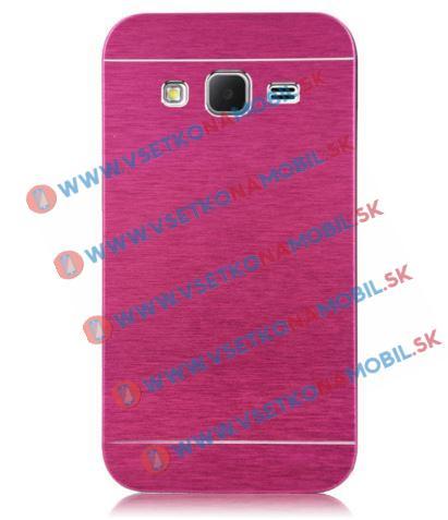 Hliníkový kryt Samsung Galaxy Core Prime (G360) ružový