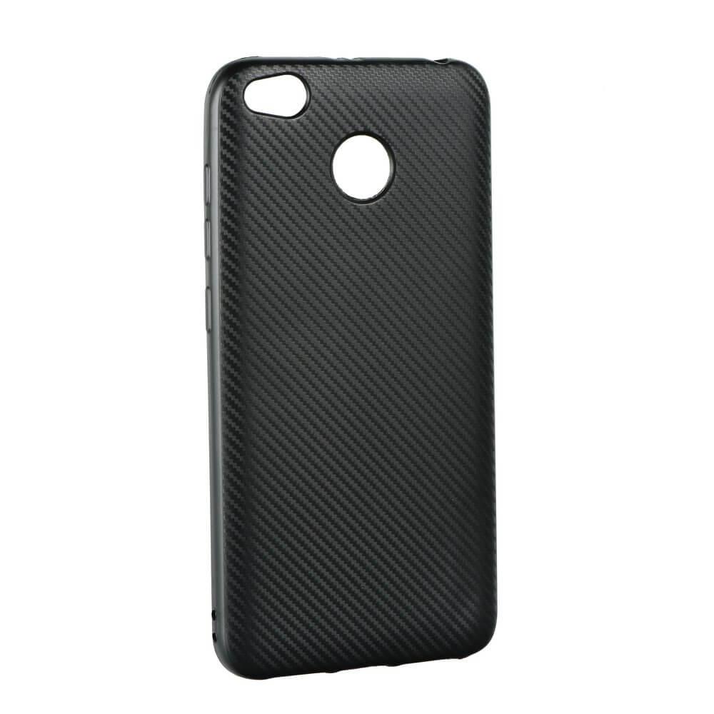 FIBER Ochranný obal Xiaomi Redmi 4X čierny