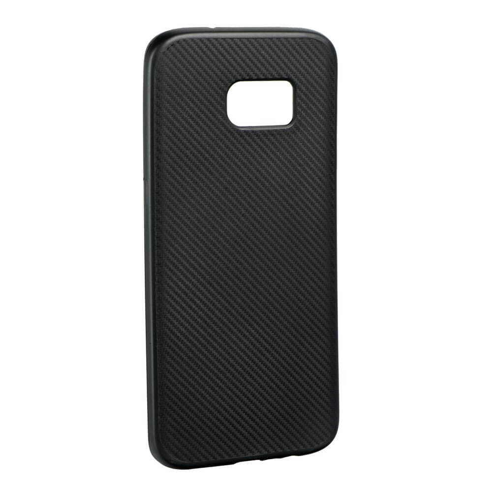 FIBER Ochranný obal Samsung Galaxy S7 Edge černý