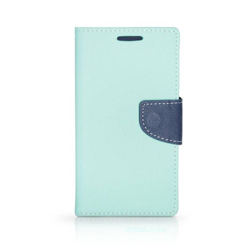 FANCY Peňaženkový obal HTC One A9s zelený