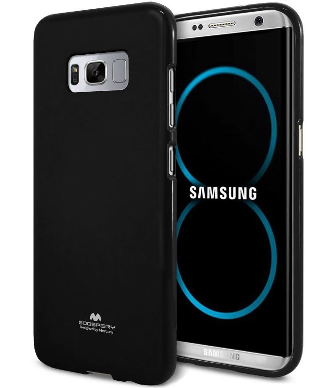 MERCURY JELLY Obal Samsung Galaxy S8 Plus čierny
