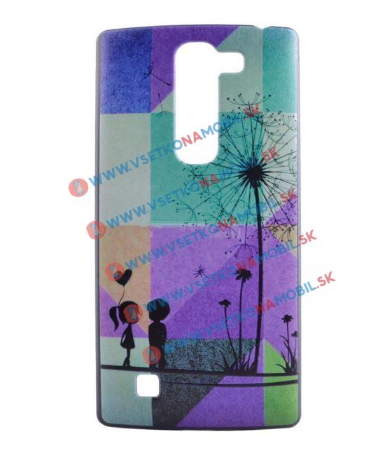Plastový obal LG G4c (G4 mini) LOVE