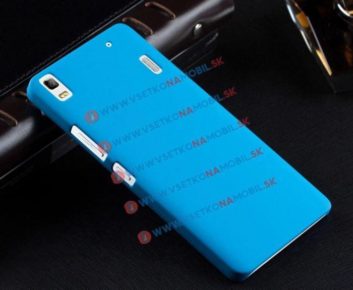 Plastový kryt Lenovo A7000 modrý