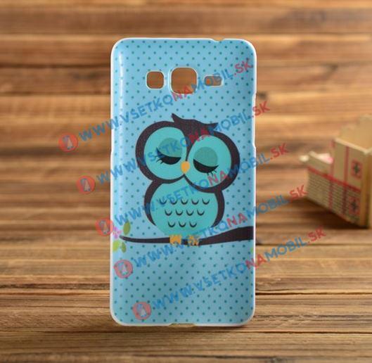 Plastový kryt Samsung Galaxy Grand Prime (G530) OWL