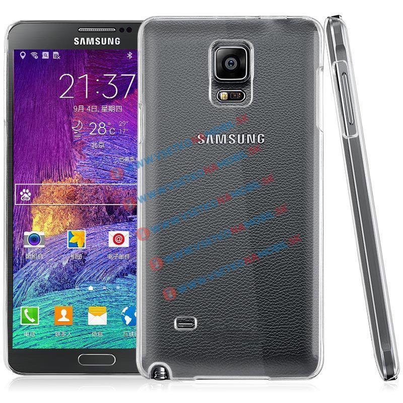FORCELL Silikonový obal Samsung Galaxy Note 3 průhledný