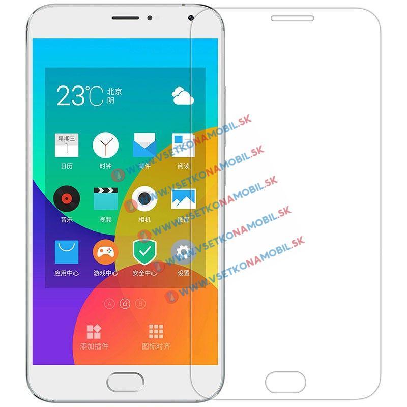Ochranné tvrdené sklo Meizu MX5