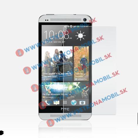 Ochranné tvrdené sklo HTC One M7