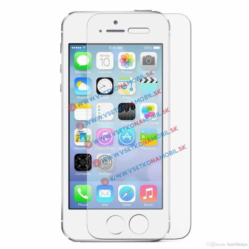FORCELL Ochranné tvrzené sklo Apple iPhone 5 / 5S / 5C / SE