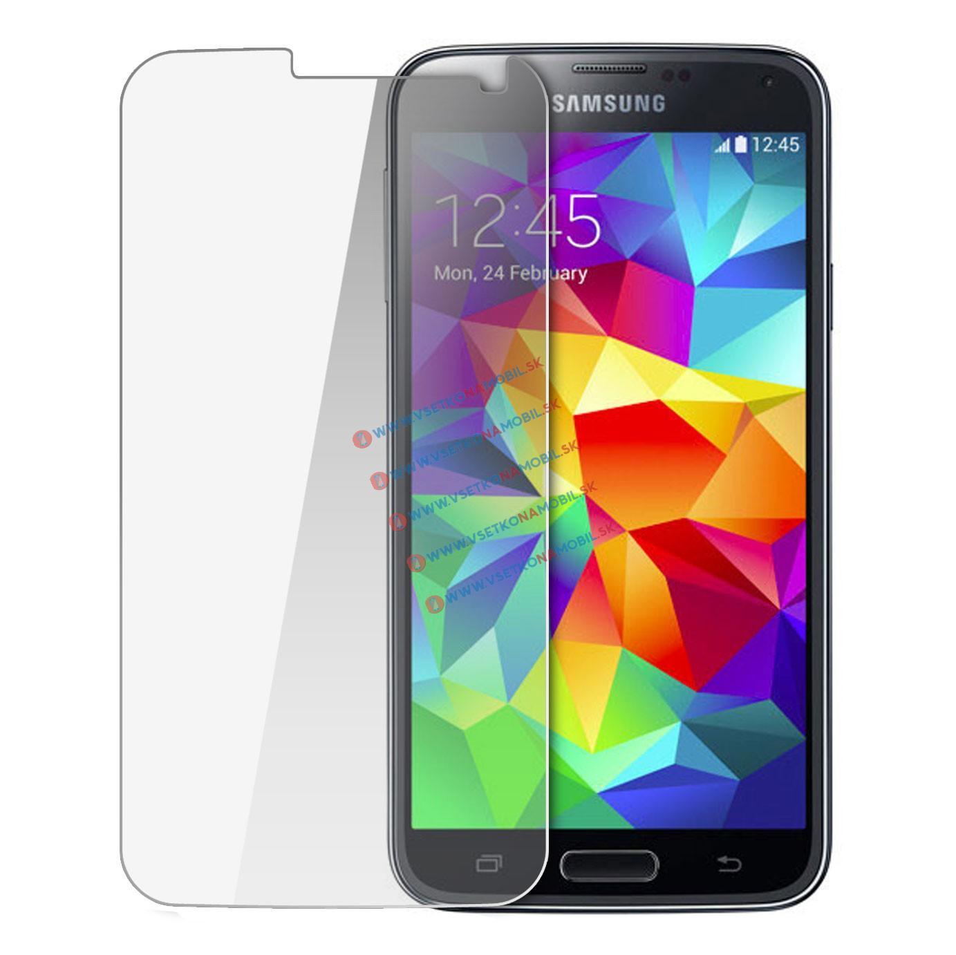 FORCELL Ochranné tvrzené sklo Samsung Galaxy S5