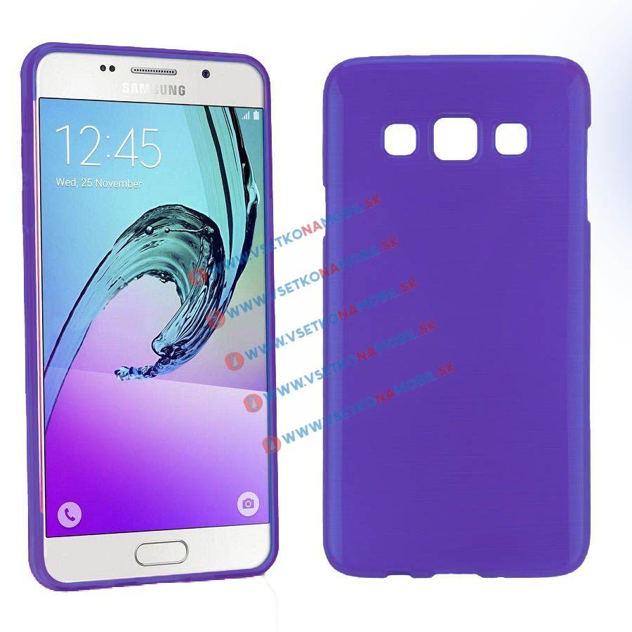 Silikónový obal Samsung Galaxy Grand Prime modrý