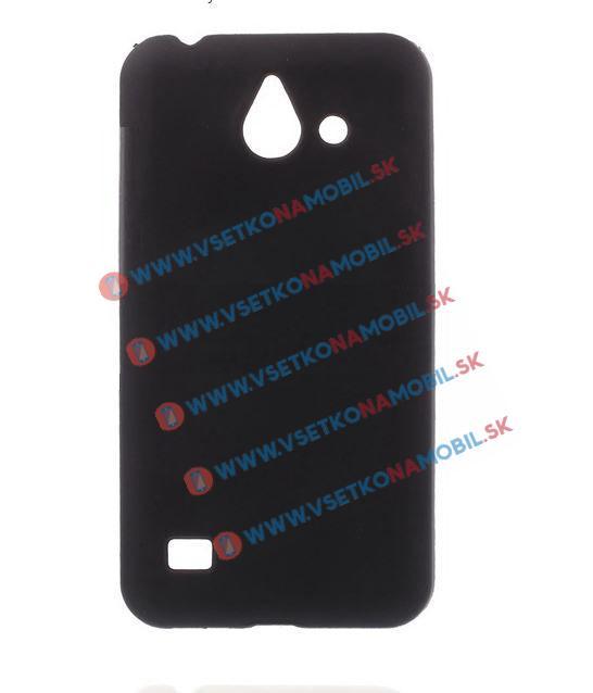 Silikónový obal Huawei Ascend Y550 čierny