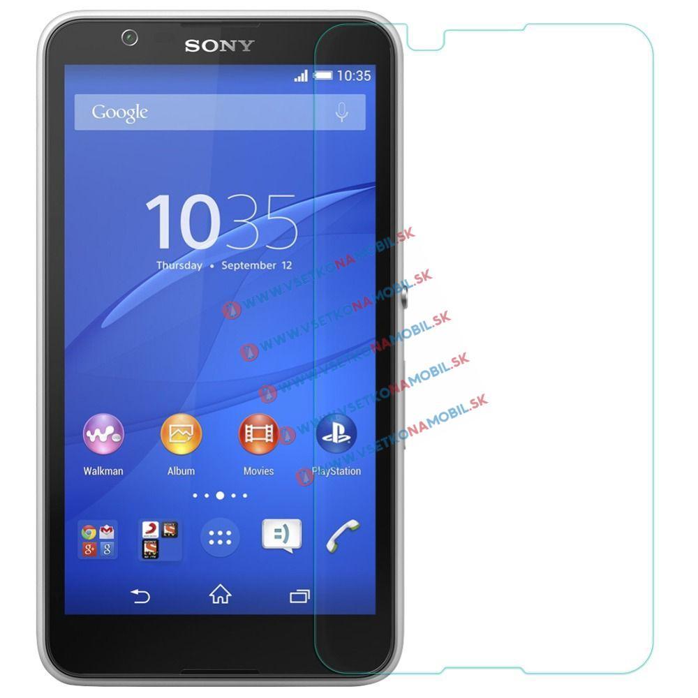 Ochranné tvrzené sklo Sony Xperia E4