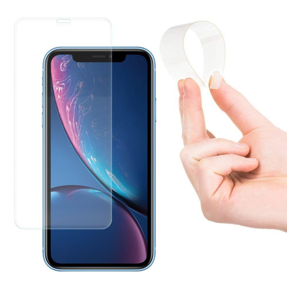 FORCELL NANO FLEXIBILNÍ Ochranné tvrzené sklo Apple iPhone XR / iPhone 11