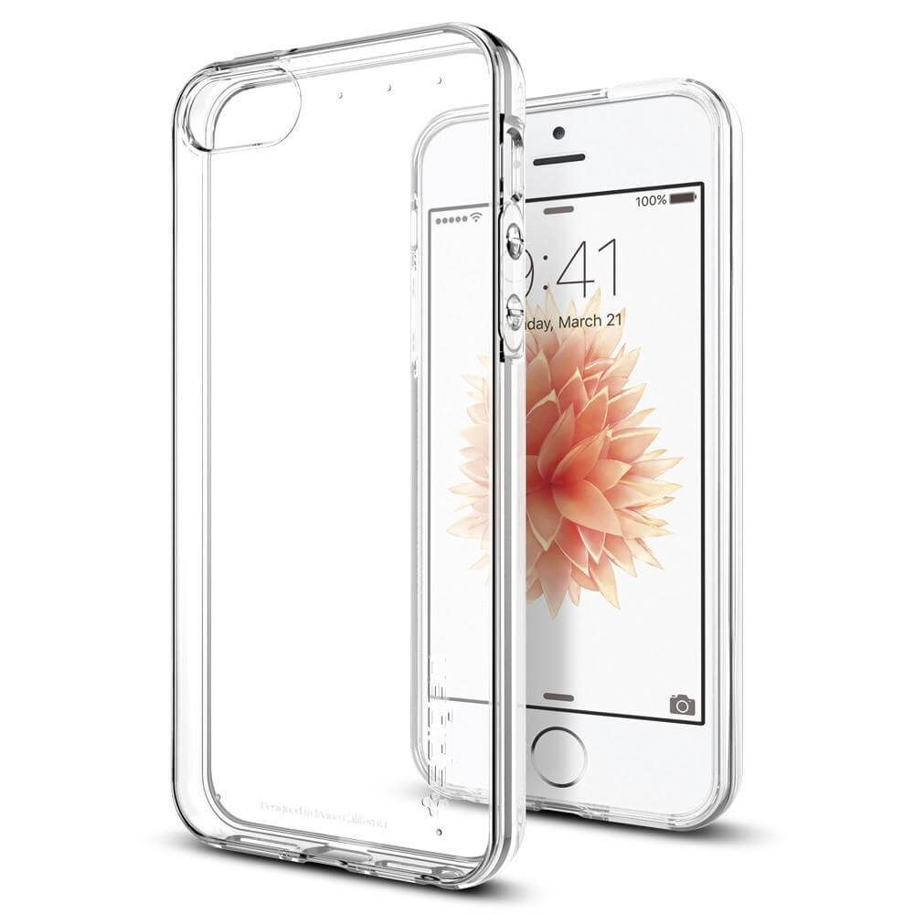 SPIGEN LIQUID AIR Apple iPhone 5 / 5S / SE crystal clear