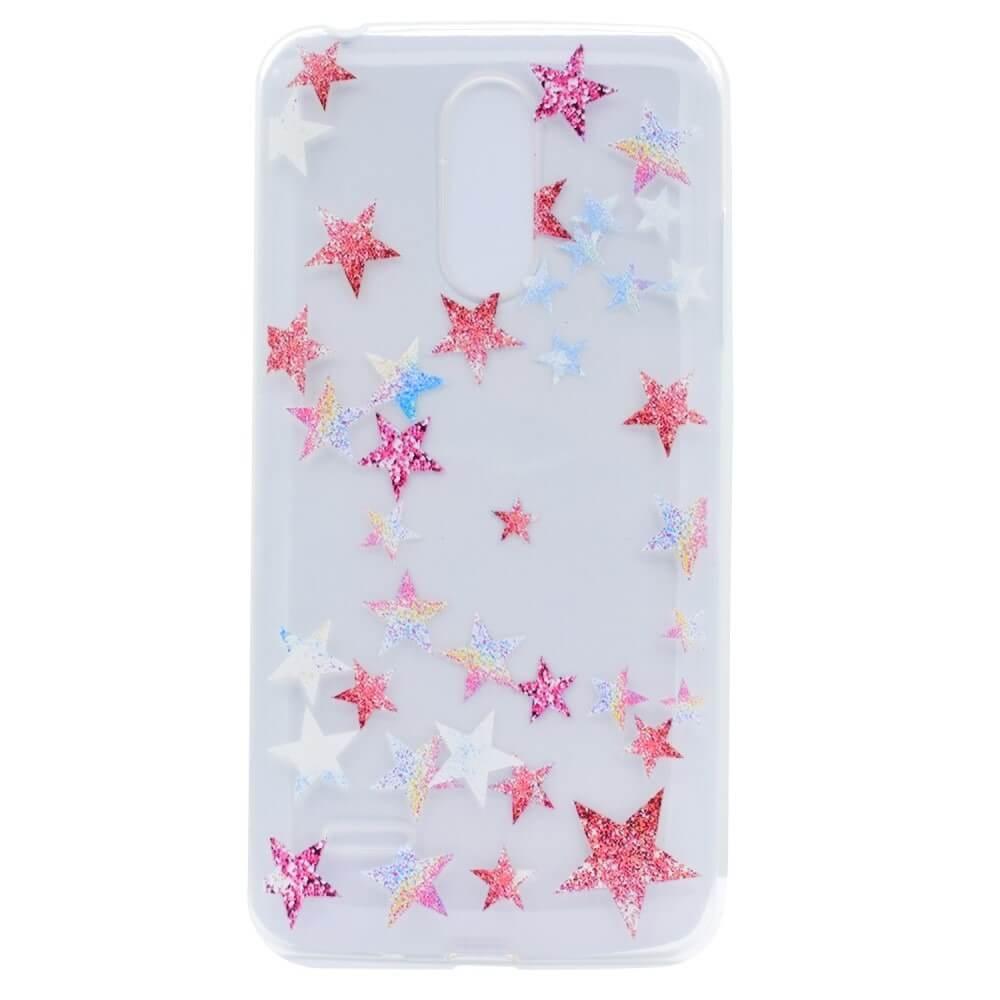 FORCELL ART TPU obal LG K10 2017 STARS (036)
