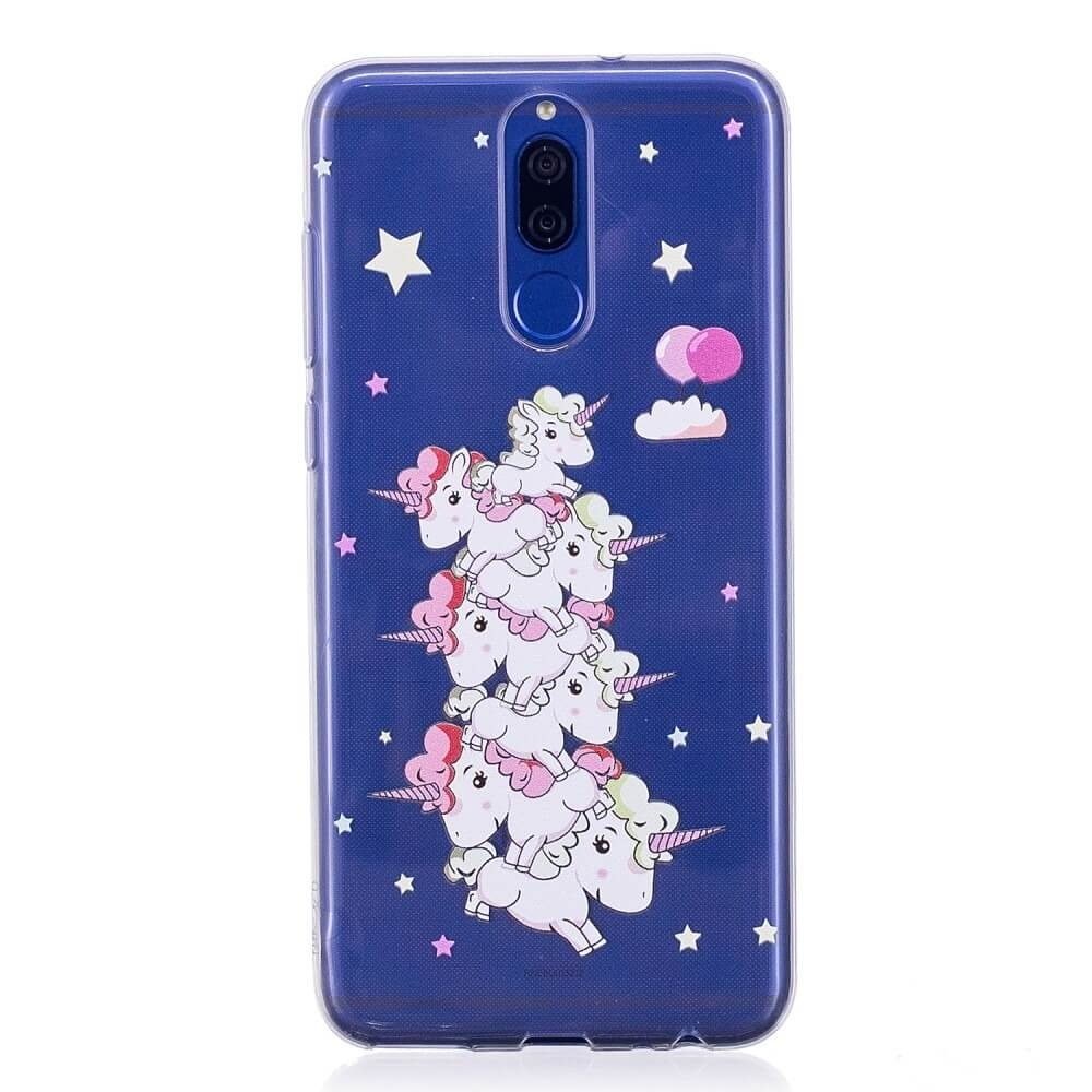 FORCELL ART TPU obal Huawei Mate 10 Lite NIGHT