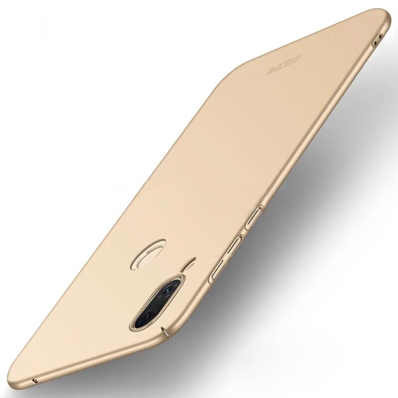 MOFI Ultratenký kryt Asus Zenfone Max Pro M1 (ZB601KL / ZB602KL) zlatý