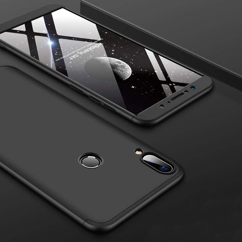 FORCELL 360 ° Ochranný obal Zenfone Max Pro (M1) ZB601KL / ZB602KL černý