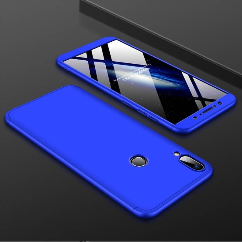 FORCELL 360 ° Ochranný obal Zenfone Max Pro (M1) ZB601KL / ZB602KL modrý
