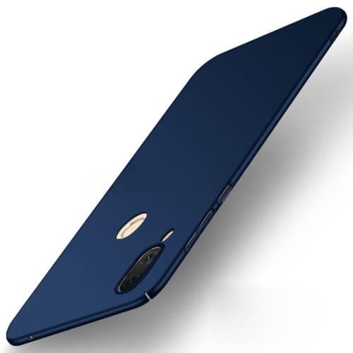 MOFI Ultratenký obal Asus Zenfone Max Pro (M1) ZB601KL / ZB602KL modrý