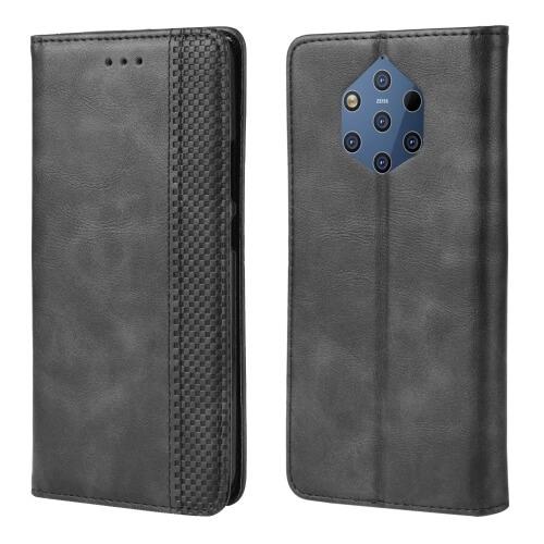 FORCELL BUSINESS Peňaženkový obal Nokia 9 PureView černý