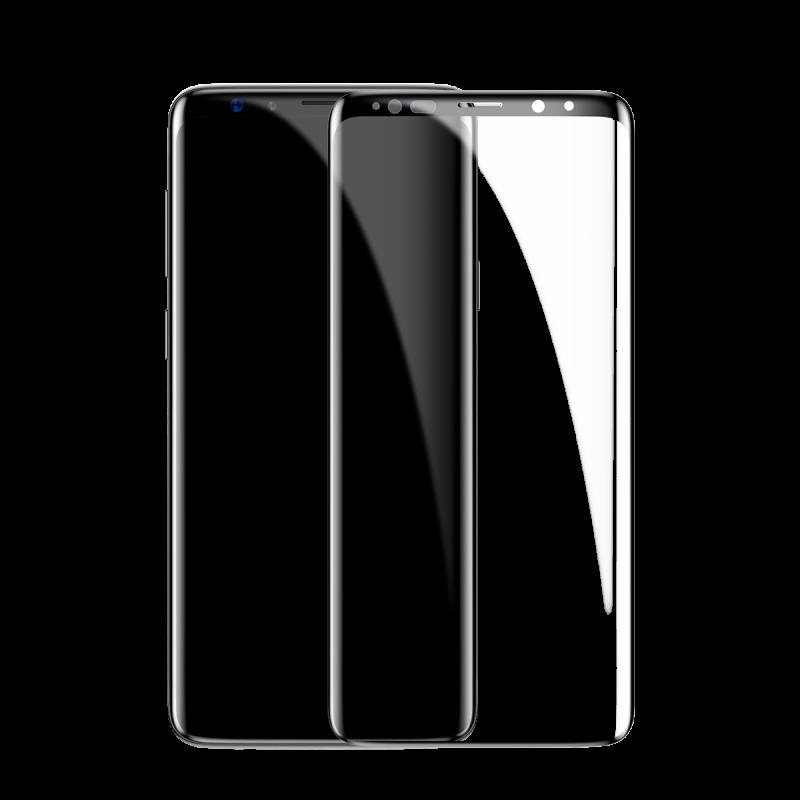 BASEUS 0.3mm Temperované sklo Samsung Galaxy S9 Plus černé