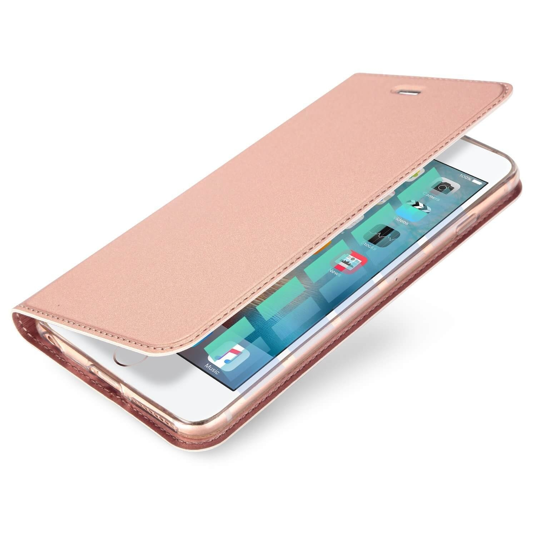 DUX Flipové púzdro Apple iPhone 6 / 6S ružové