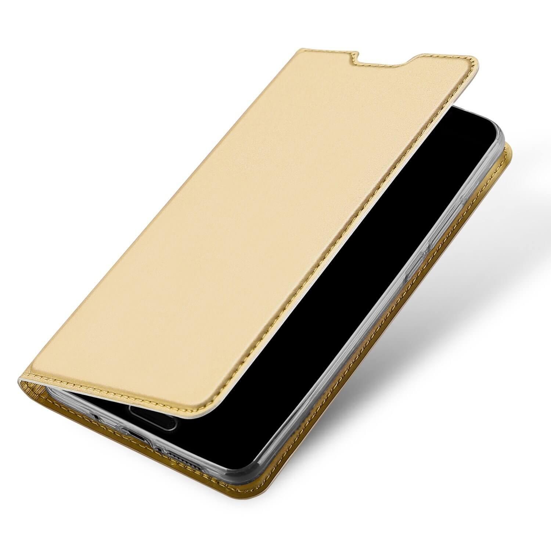 DUX flipové pouzdro Huawei Mate 10 zlaté