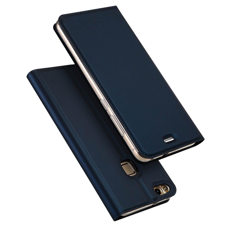 FORCELL DUX flipové pouzdro Huawei P10 Lite modré