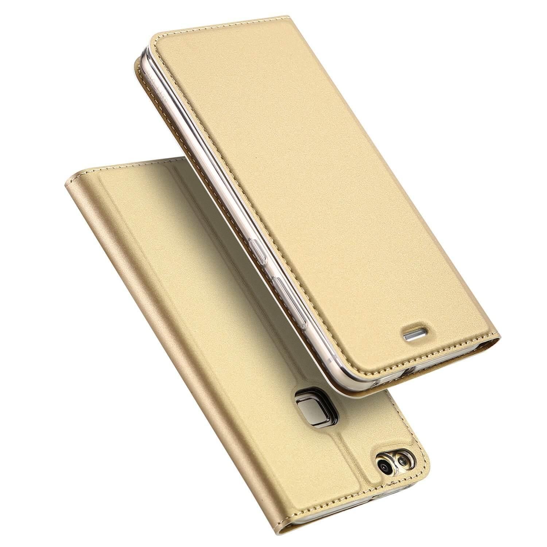 FORCELL DUX flipové pouzdro Huawei P10 Lite zlaté