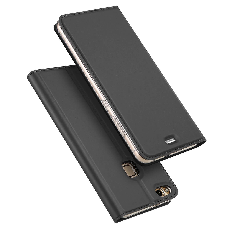 FORCELL DUX flipové pouzdro Huawei P10 Lite šedé