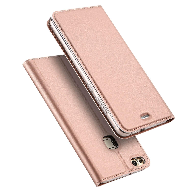 FORCELL DUX flipové pouzdro Huawei P10 Lite růžové