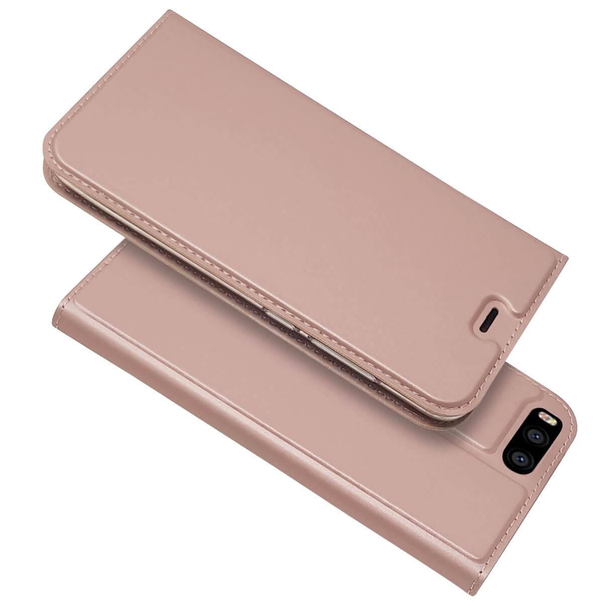 DUX flipové pouzdro Xiaomi Mi6 růžové