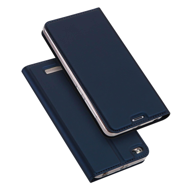 FORCELL DUX flipové pouzdro Xiaomi Redmi 4A modré