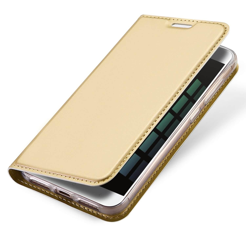 DUX flipové pouzdro Xiaomi Redmi Note 5A zlaté