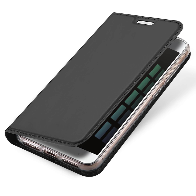 DUX flipové pouzdro Xiaomi Redmi Note 5A šedé