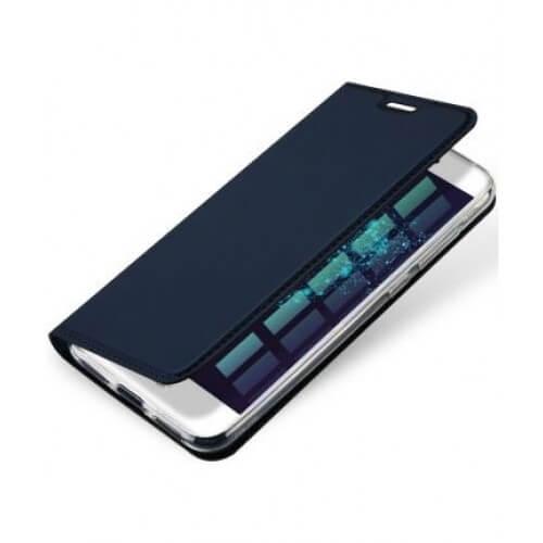 DUX Flipové púzdro Huawei P9 Lite 2017 modré